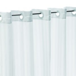 Quick-Fit Shower Curtain (1800mm x 1800mm)