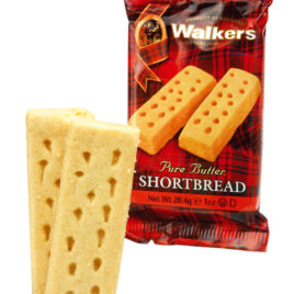 Walkers Hotel Double Finger Portion Shortbreads