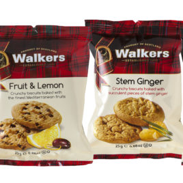 Walkers Hotel Twinpack Portion Assorted Biscuits