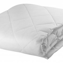 Polypropylene Quilted Mattress Protectors with Skirt Design