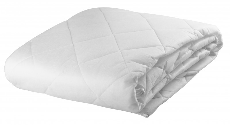Quilted Mattress Protector with Skirt