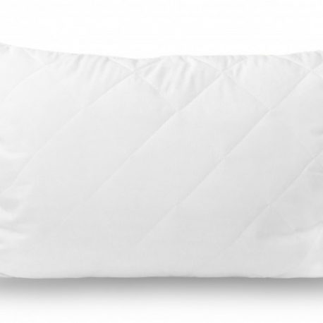 Quilted Pillow Protector with Zip