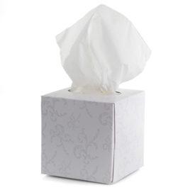 Cube Box Tissues
