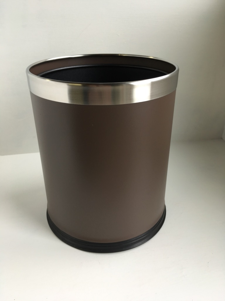 Brown Smart Bedroom Bin Guest Supplies Ireland