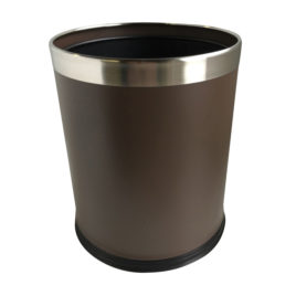 Brown Smart System Bedroom Bin