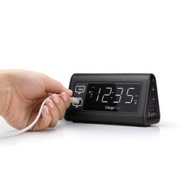 Hotel Charge Time Guest Alarm Clock Radio