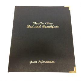 Beckett Guest Information Folder