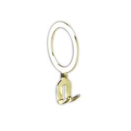 Hotel Metal Brass Security Ring