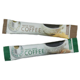 Hotel Coffee Sachets