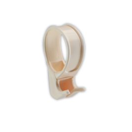 Hotel Plastic Snap-On Security Ring